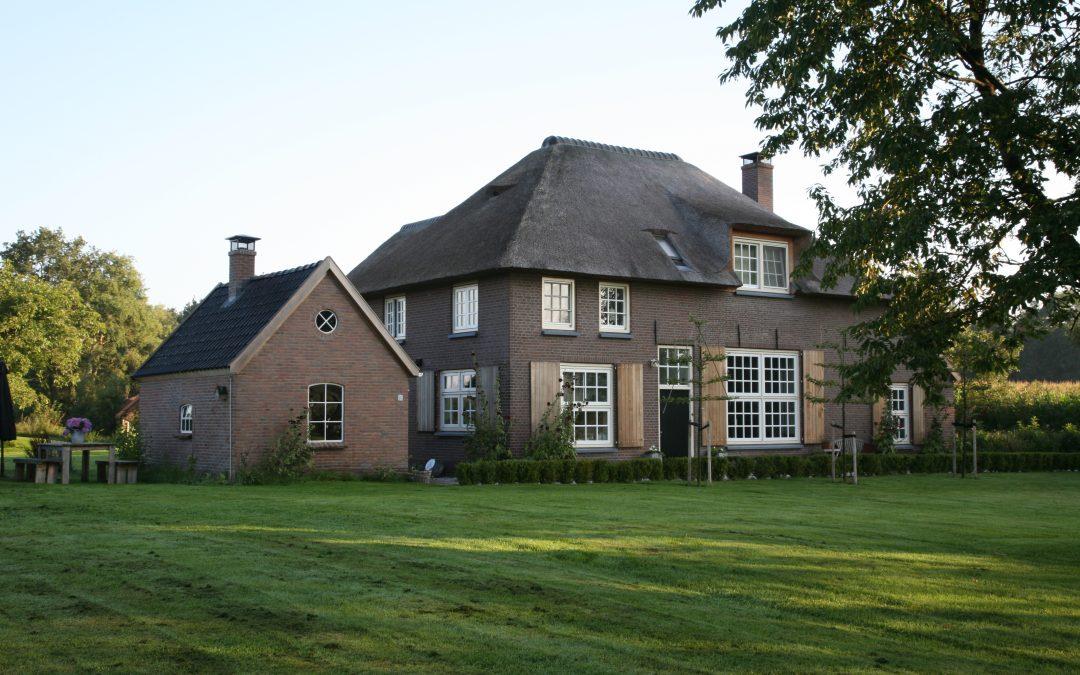 Een boerenhoeve in een kastelendorp: B&B Olthuys