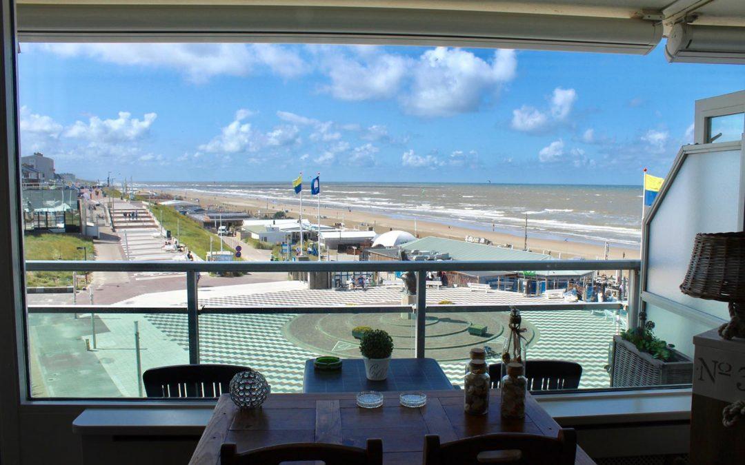 Geniet van het uitzicht bij Enjoy Seaview Apartments
